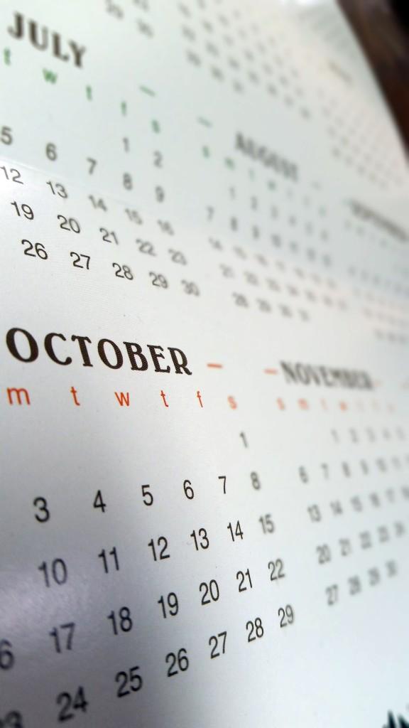 Calendar - lsrp