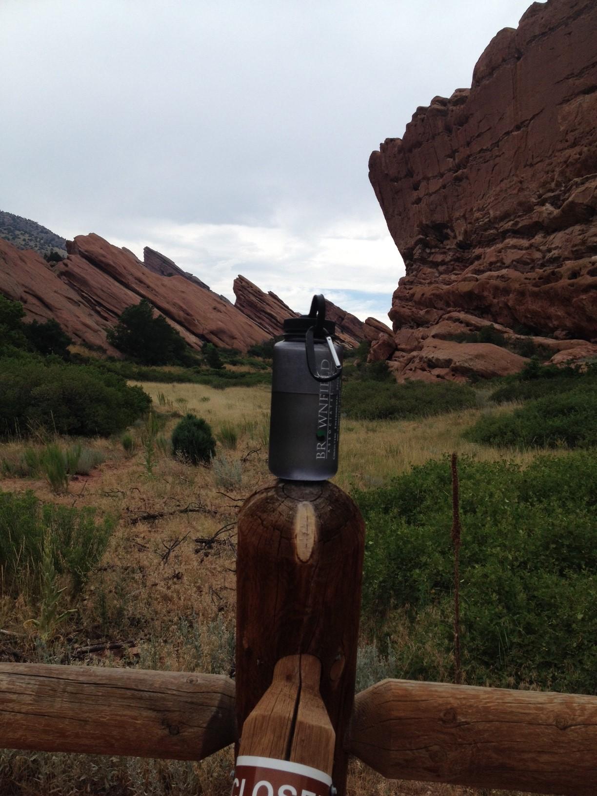 Adventuring around Red Rocks, CO