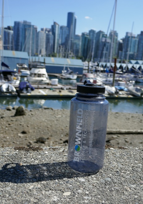Sight-seeing in Vancouver